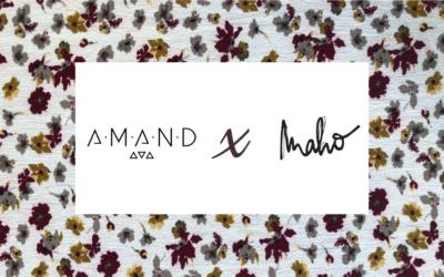 #ARTICLE 3 : La collaboration du printemps Maho x A.M.A.N.D