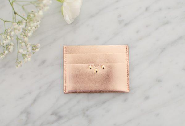 porte cartes amand cuivre -2